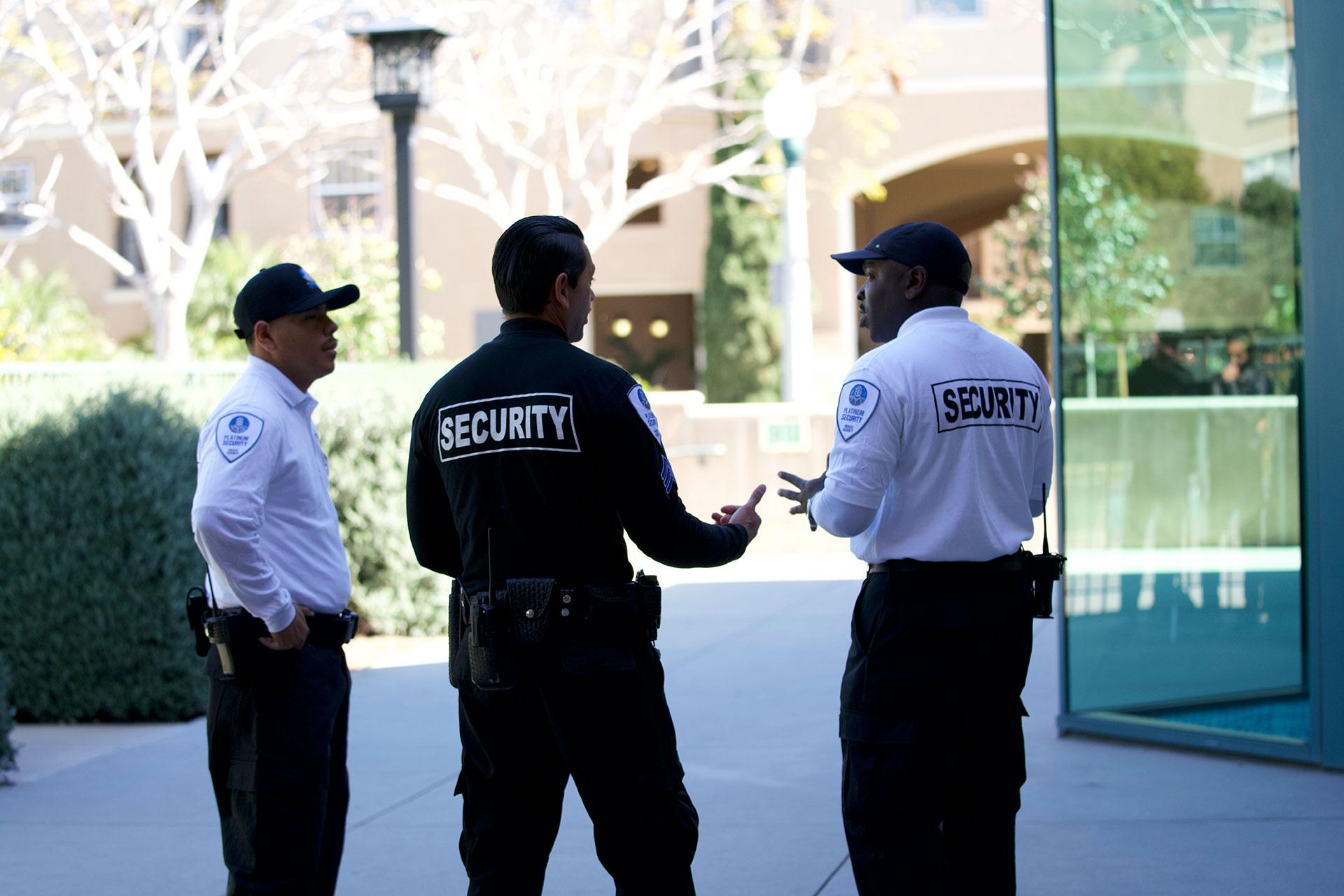 platinum security retail security