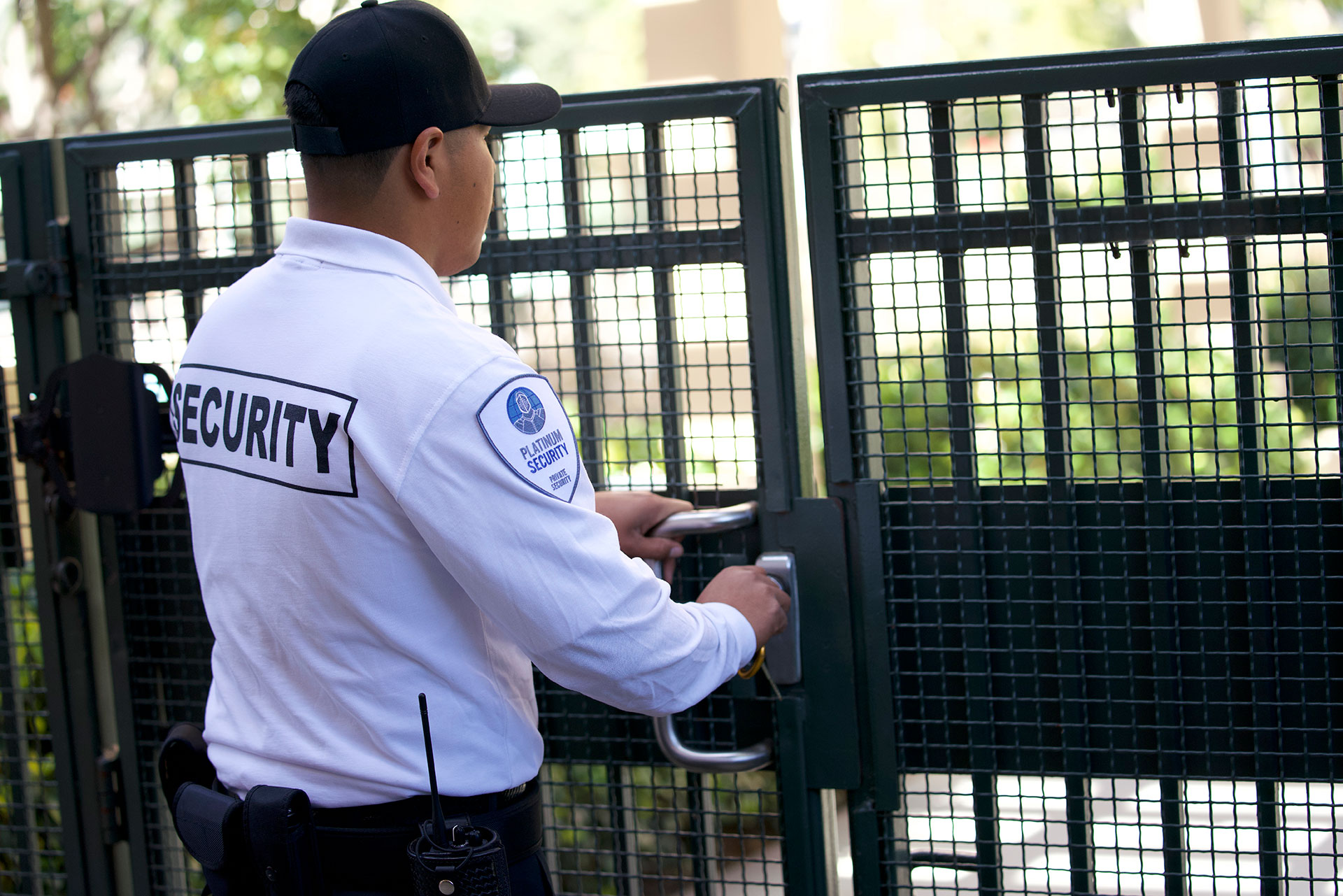residential security guard