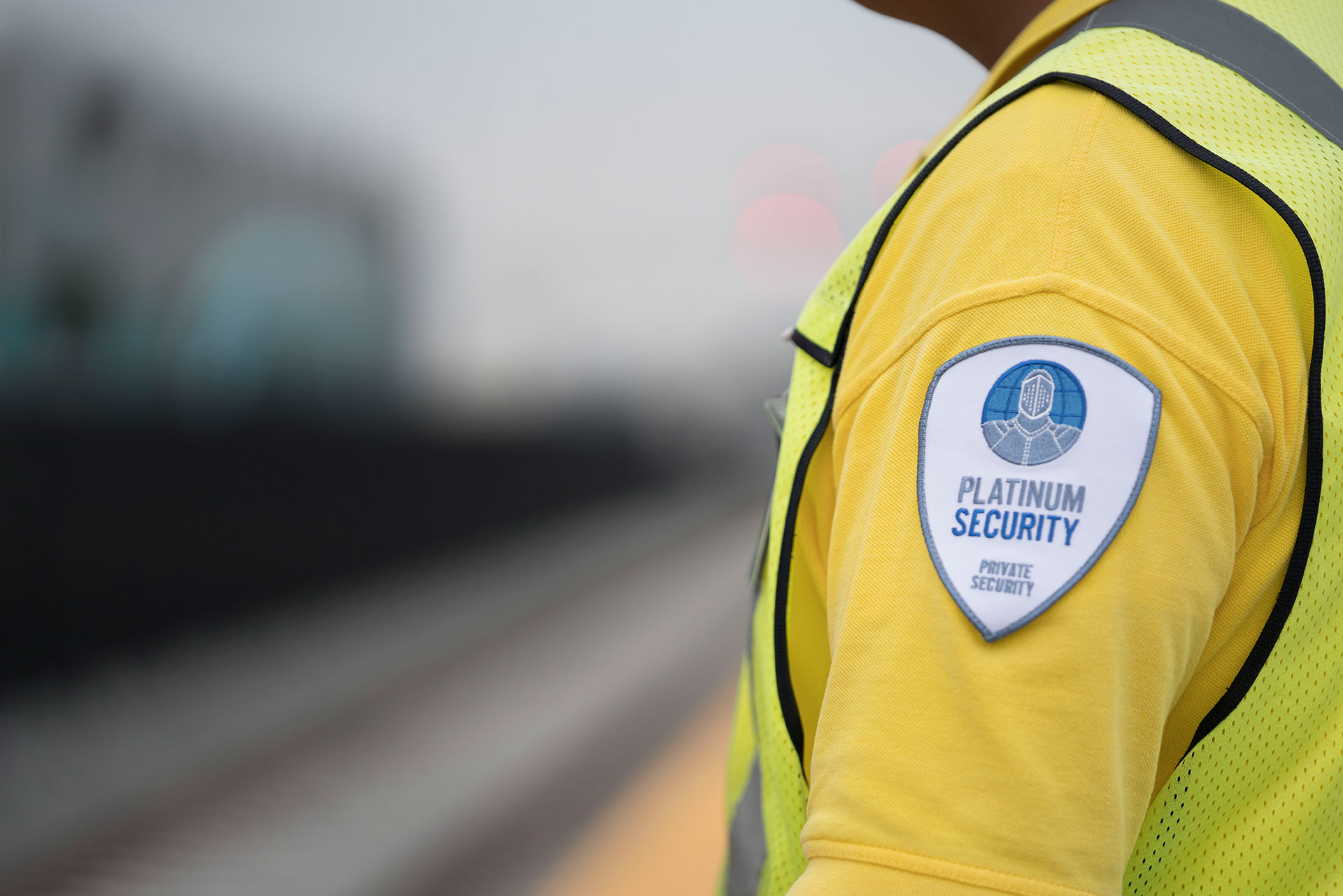 platinum security guard